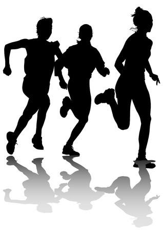 Техника на бягане, dani-sport.eu
