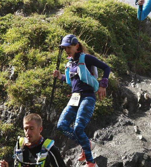 Даниела Манева, ССС 2017, Алпи