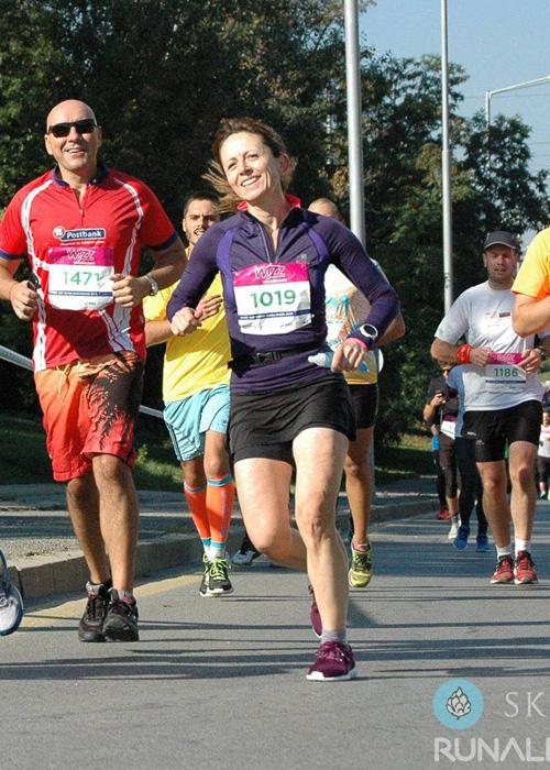 Даниела Манева, маратон София 2017