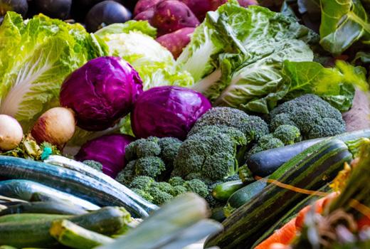 Макроелементи в храната на бегача