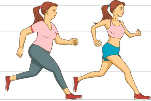Бягане за отслабване: как и колко е необходимо да бягаме, за да ...